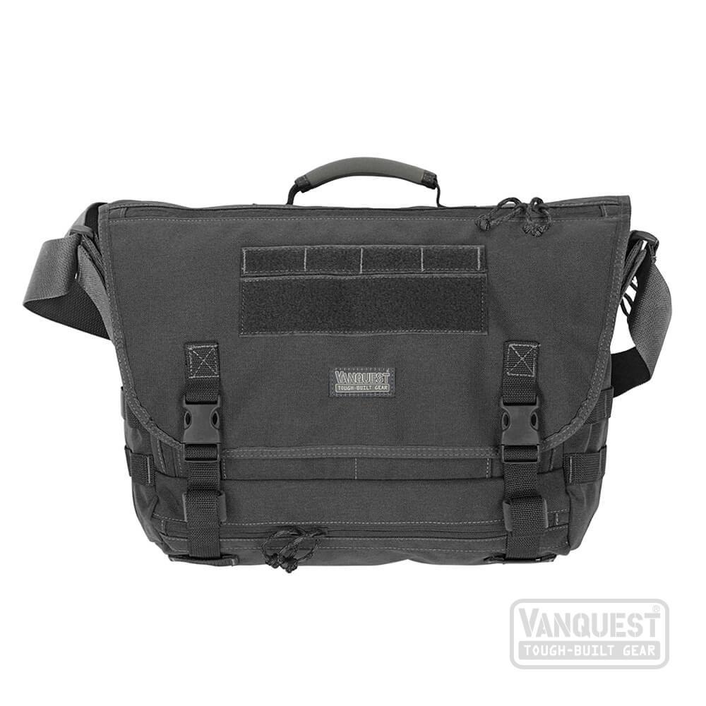 Vanquest Skitch-15 Messenger Bag in black